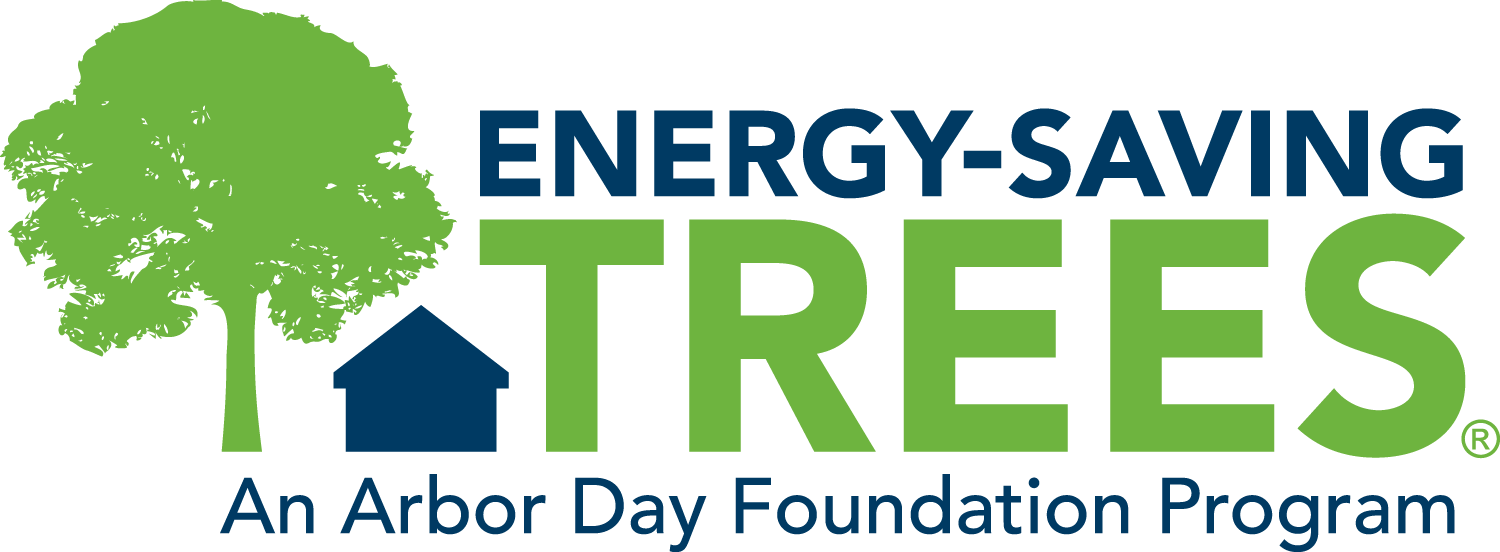 Energy-Saving Trees logo